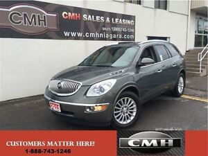 2011 Buick Enclave CXL AWD LEATH ROOF *CERTIFIED*