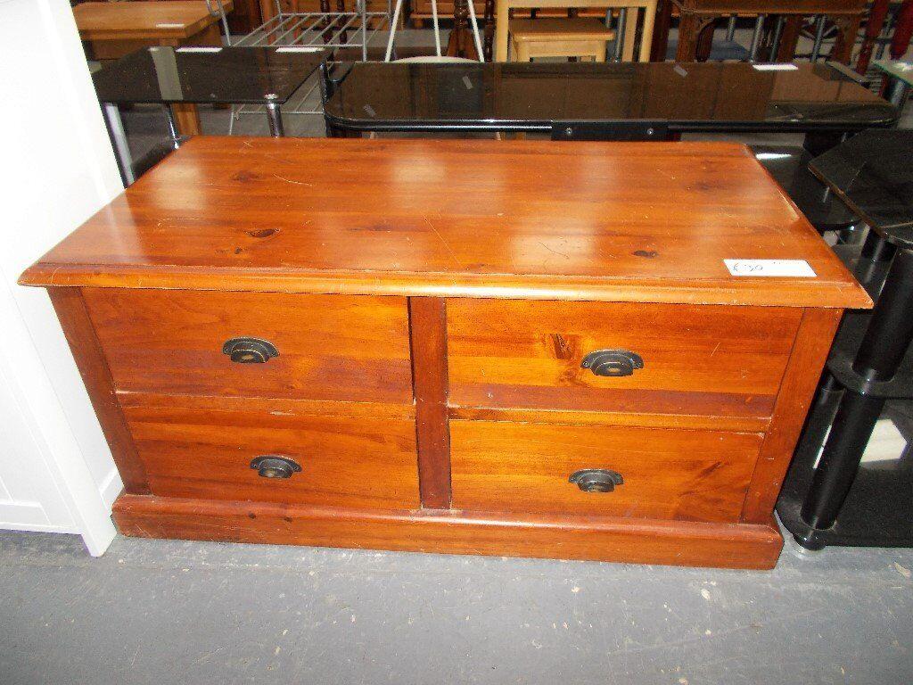 Solid Hardwood Drawer Chest…RF4568