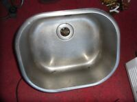 boat parts stainless steel sink