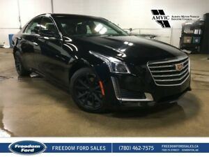 2017 Cadillac CTS Sedan Leather, Backup Camera, Heated Seats