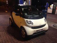 Smart car 2003 bargain