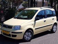 2004 FIAT PANDA DYNAMIC, 1.2, 5 DOOR, NEW MOT & EXCELLENT SERVICE HISTORY.