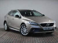 VOLVO V40 T3 [152] CROSS COUNTRY PRO 5DR (bronze) 2016