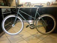 Women's / Girls Fixed Gear Bike Custom Fixie