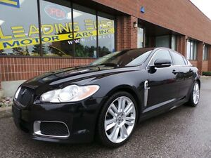 2011 Jaguar XF XFR SUPERCHARGED