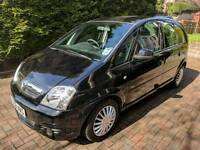 Vauxhall Meriva Club Mot till Feb 2018