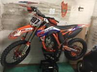 Ktm sxf 350 2011 swap