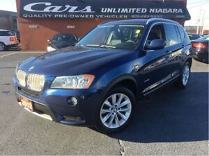 2012 BMW X3 35i   3.5 L   PANO   NO ACCIDENTS   HEATED ...