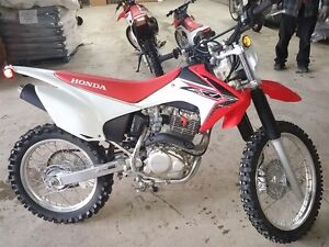 2016 honda CRF230F DEMO