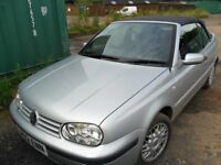 for sale vw golf soft top