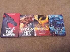 Wings of Fire & Wings of Fire Legends
