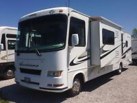 2008 Coachmen Hurricane 32E