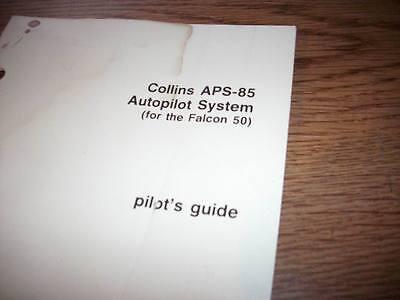 Collins APS-85 Autopilot in Falcon 50 Pilots' Guide