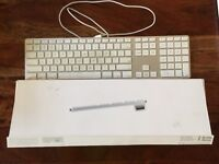 Apple USB keyboard - great condition