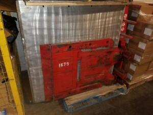 """2003 Brudi Carton/Box Clamp - 48"""" x 48"""" Clamps - Only $4998!"""
