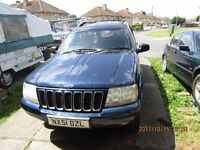 Jeep Grand Cherokee 3.1td automatic
