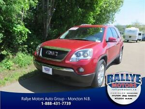 2012 GMC Acadia SLE AWD! Back-Up! Trade-In!