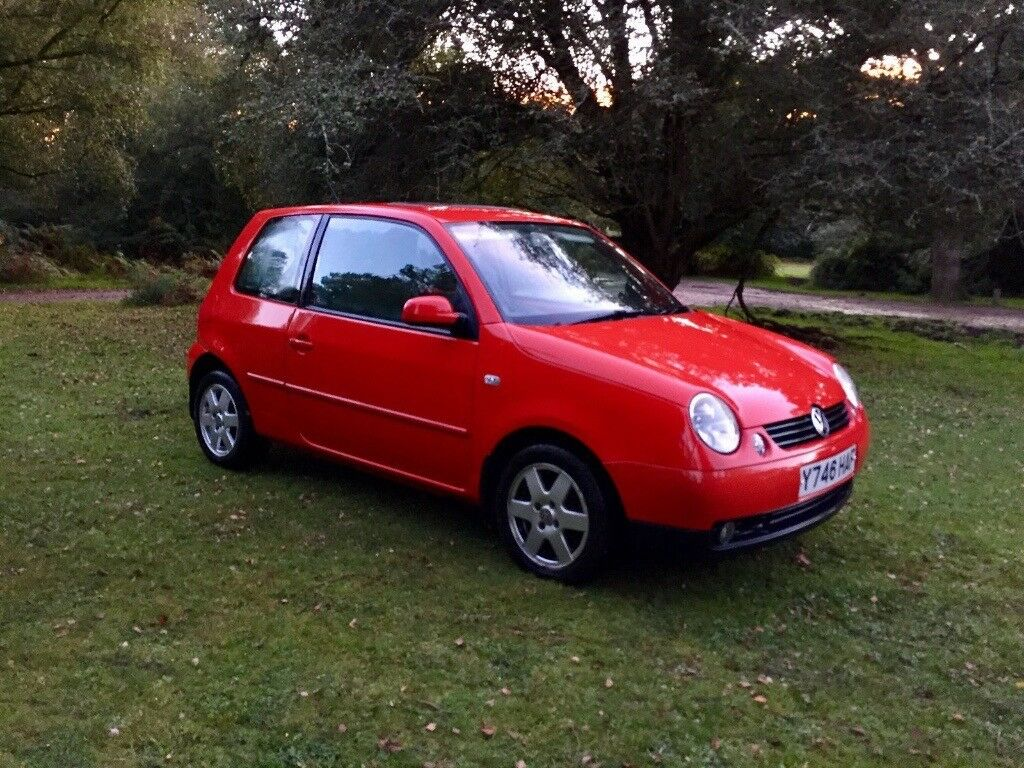 VW Lupo 1.4 Tdi Sport - 2001