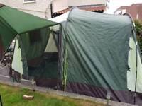 Gelert lakesbury 5 tent in great condition