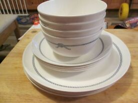 for sale melamine set
