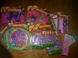 Girls party bundle