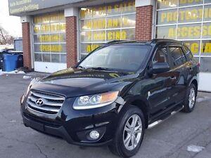 2012 Hyundai Santa Fe SE,NAVI,Backup Cam,AWD