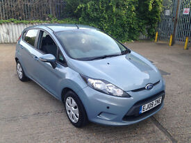 FORD FIESTA DIESEL ECONETIC. PARKING SENSORS. 1 YEAR MOT. EXCELLENT ENGINE AND GEAR BOX. 2 OWNERS
