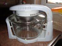 cookshop digital halogen oven