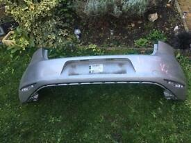 Volkswagen Golf VII Genuine Rear bumper in good condition