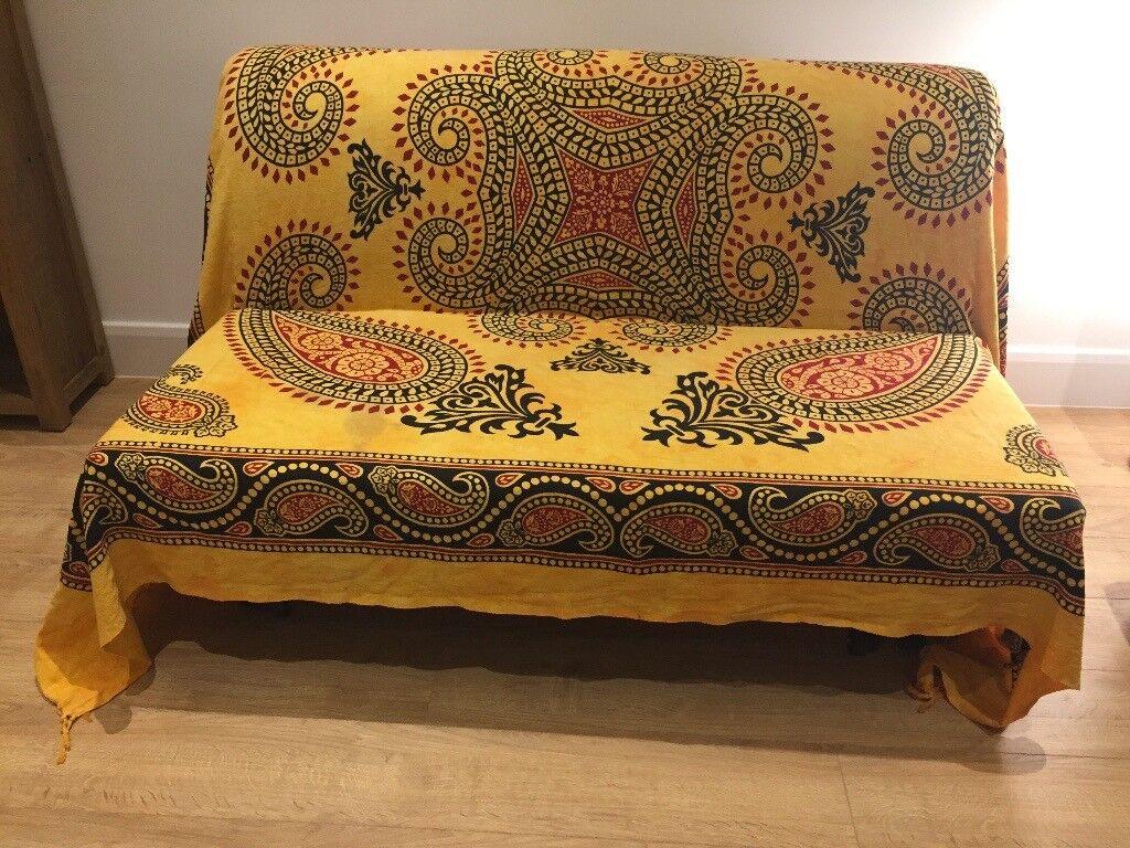 IKEA SOFA BED - LYCKESELE LOVAS - GOOD CONDITION