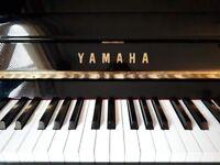New Yamaha P121 Acoustic Upright   Free UK Delivery