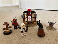 Lego Ninjango Spinjitzu Training