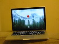 for sale used MacBook Pro A1502 Retina display 13inch late 2013 model