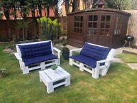 Set Pallet Sofa