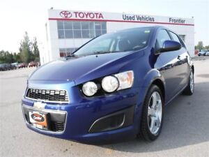 2013 Chevrolet Sonic LT Auto\CLEAN CAR PROOF\Local 1 Owner\Alloy