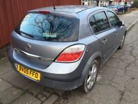 Cheao five seater car, Vauxhall Astra, low millage