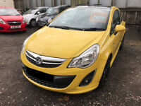 Vauxhall Corsa 1.2 i 16v Limited Edition - 2011, Satnav, 2 Owners, 12 Months MOT, Service History!