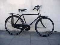 Mens 8 Speed Town Bike by Pashley, Black, Top of the Range, JUST SERVICED/ CHEAP PRICE!!!!!!!!!!!!!