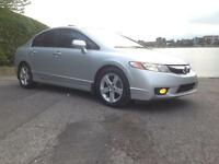 Honda civic lx tout equipper