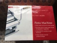NEW Aldi / Kitchen Creation Pasta Machine (spaghetti/tagliatelle)
