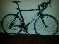 Cris boardman racing bike