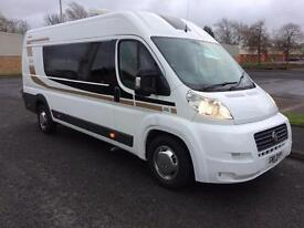 Fiat Ducato diesel Campervan 11 Reg 2 berth 11 Reg brand new bespoke conversion finance available