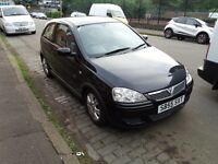 Vauxhall corsa 3dr active. Lady owner low miles ideal first car.
