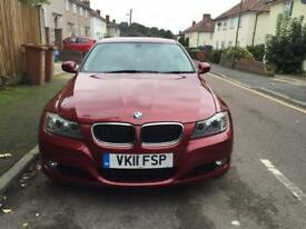 BMW 3 SERIES 320d DYNAMIC EFFICIENCY SALOON ROAD TAX ONLY £20