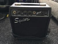 Fender Squier SP-10 22W guitar amplifier
