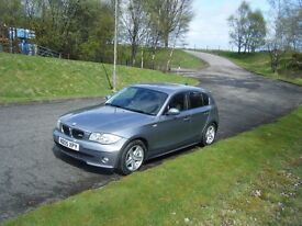 2005 BMW 116I SPORT LONG MOT FSH CLEAN EXAMPLE SMOOTH CAR NICE SPEC