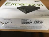 Seagate Expansion 2TB, USB 3.0, external desktop drive
