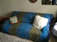 Three seater sofa going free!
