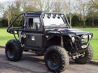 Land Rover DEFENDER 90 2.5 TDi Hard Top DEFENDER TRAYBACK CHALLENGE