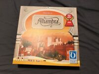 Queen Games Alhambra Board Game